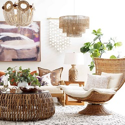 Coastal, Rattan and Outdoor