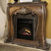 Fireplace Mantels & Surrounds