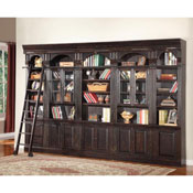 Bookcases Library Walls
