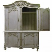 Armoire and Storage
