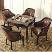 Game Poker Chairs