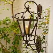 Lanterns-Wrought Iron Collection